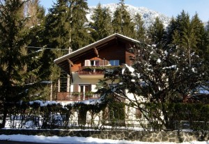 Haus Sabina Seis am Schlern Winter