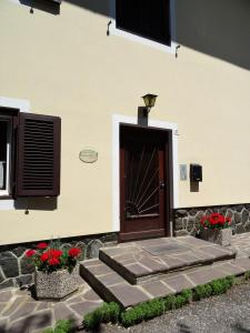 Hauseingang Haus Sabina