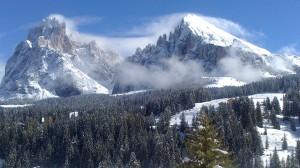 Winter Seiseralm 7