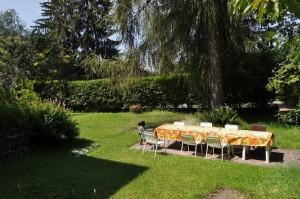 Haus Sabina Garten